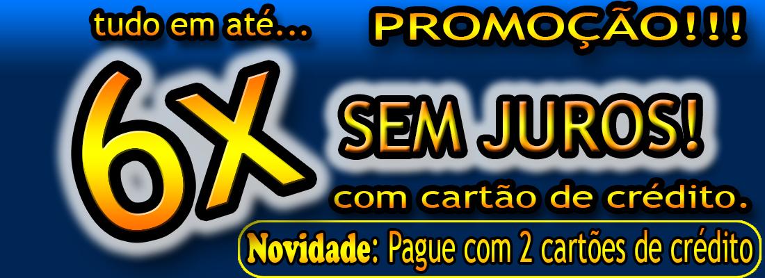Promoção 6X