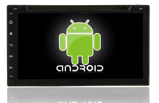 Central Multimidia Android 8.1 Universal