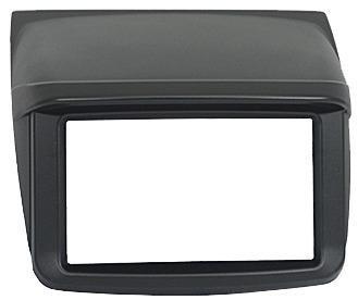 Moldura para DVD 2DIN Mitsubishi L200 Triton