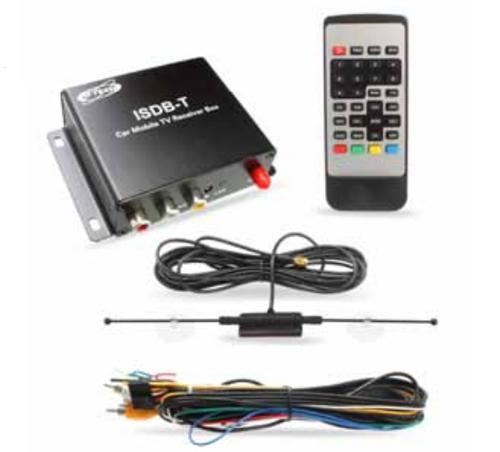 Receptor Automotivo de Tv Digital
