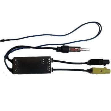 Plug Adaptador de Antena Amplificada Jetta original