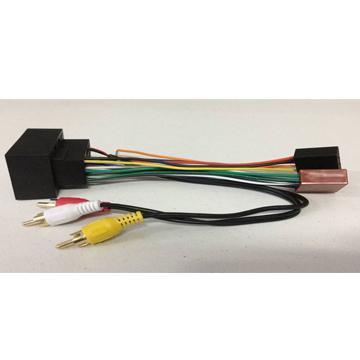 Plug Conector Chicote de ligação FIAT TORO