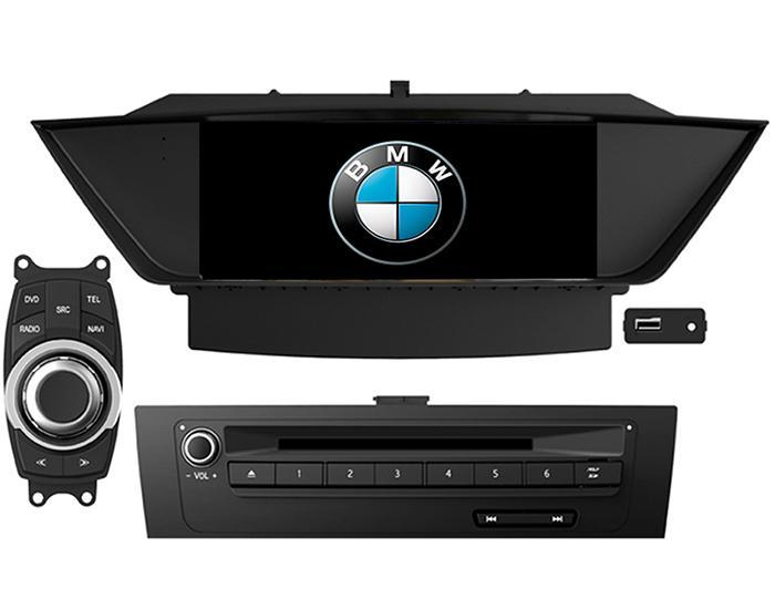 Central Multimídia Original BMW X1 com I-drive 2011 a 2015 (Audio System)