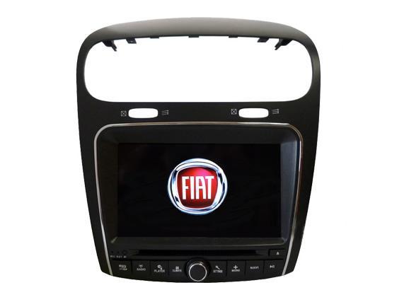 Central Multimidia Fiat Freemont