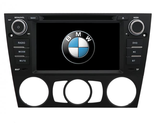 Central Multimidia BMW 318/320/325/330 2007/12 Ar Analógico - Audio System