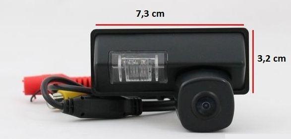 Câmera de Ré Nissan Sentra/Tiida Sedan