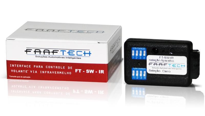 Interface para Controle de Volante FT-SW-IR