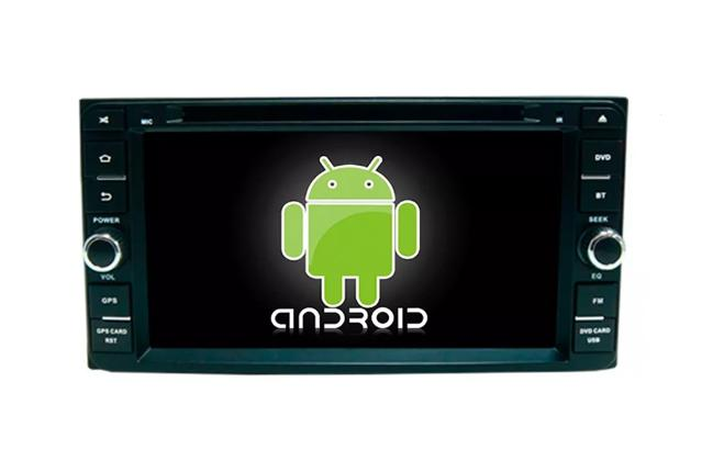 Central Multimidia Android Toyota Hilux 2004 a 2011  Corolla  2004 a 2007