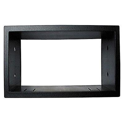 Moldura para DVD Golf/Fox 2011-12/Polo /Ecosport /Fiesta2008/10
