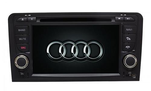 Central Multimidia Audi A3 Sportback WINCA