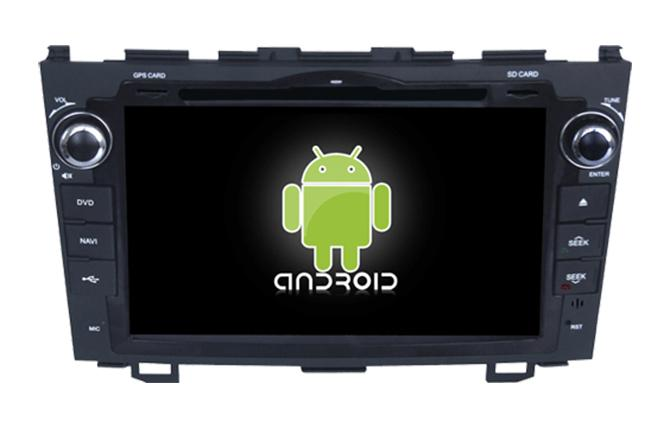 Central Multimidia Android Honda Crv 2007 2008 2009 2010 2011