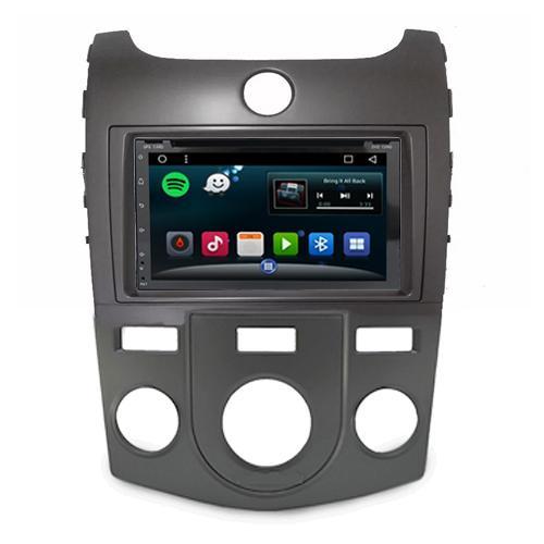 Central Multimidia Android Kia Cerato Analogico 2010 a 2012