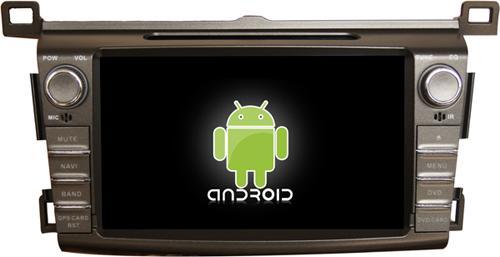 Central Multimídia Android Rav4 2013 2014 2015