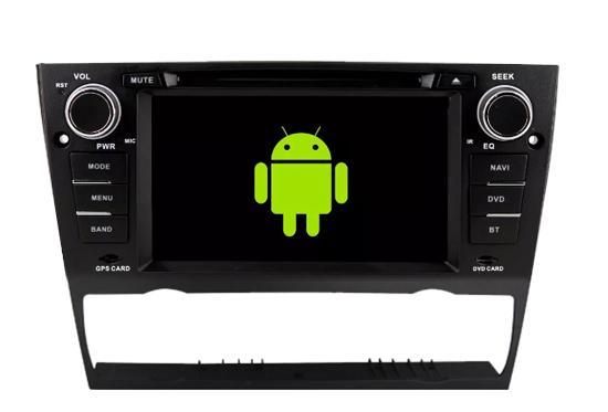 Central Multimídia Bmw 318 320 328 330 335 Android 6.0 (Ar Digital)