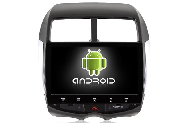 Central Multimidia Android Mitsubishi ASX