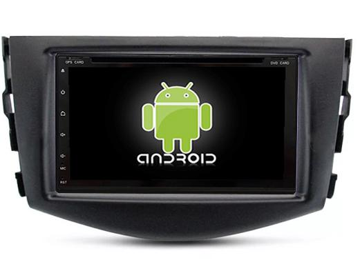Central Multimidia Android Toyota Rav4 2006 a 2012