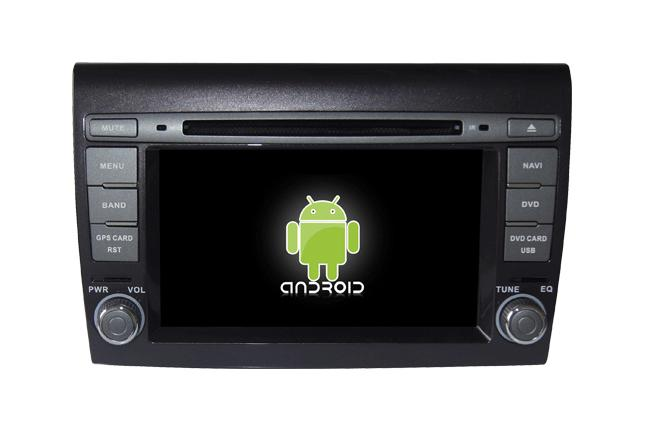 Central Multimidia Android Original Fiat Bravo 2013 2014 2015
