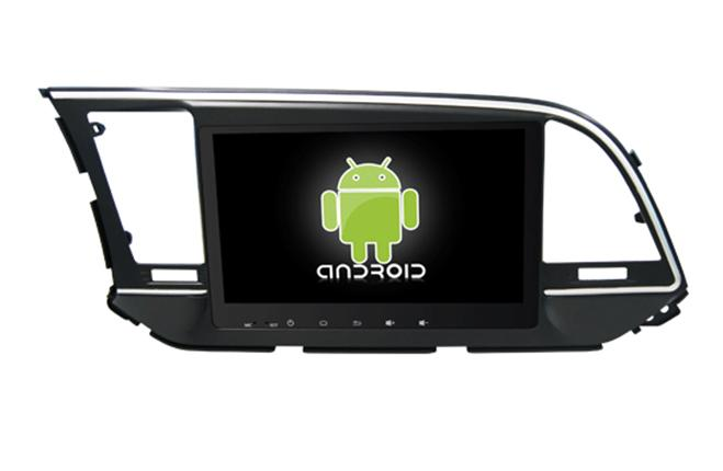 Central Multimidia Hyundai Elantra 2017 Android