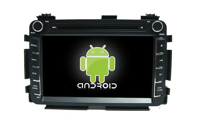 Central Multimidia Android - Honda HRV 2015 2016 2017