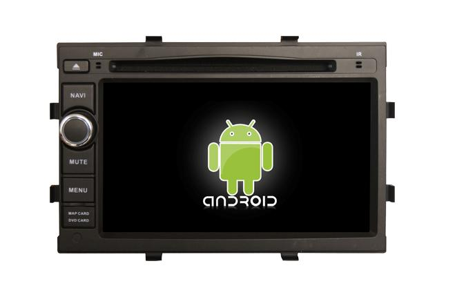 Central Multimidia Android - Onix / Prisma / Spin LT  2013 a 2017
