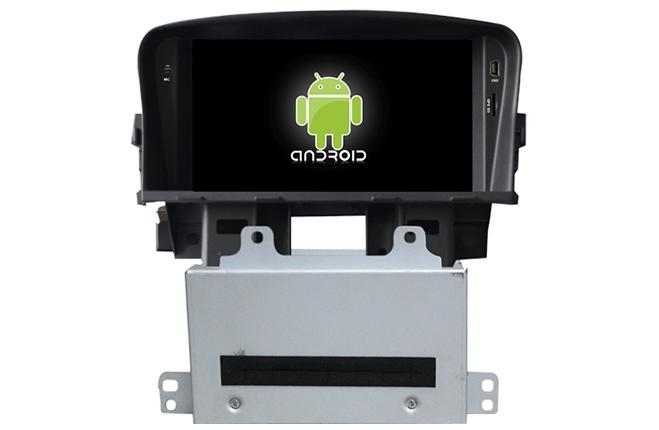 Central Multimidia Android GM Cruze LT 2012 a 2015