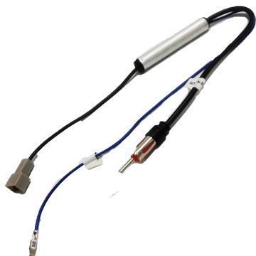 Plug Conector Adaptador De Antena Amplificada Hyundai Creta 2017