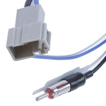 Plug Conector Adaptador de antena Honda Civic / City 2012