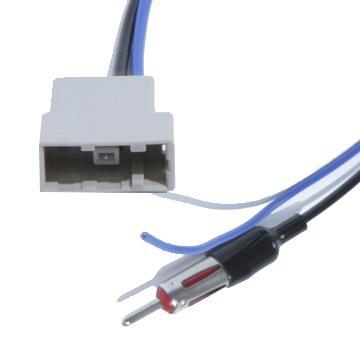 Plug Conector Adaptador de antena Linha Nissan