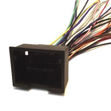 Plug Conector Chicote de ligação Cobalt / Cruze / Sonic / Onix / Spin