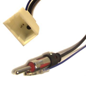 Plug Conector Adaptador de Antena Corolla/ Hilux 2012