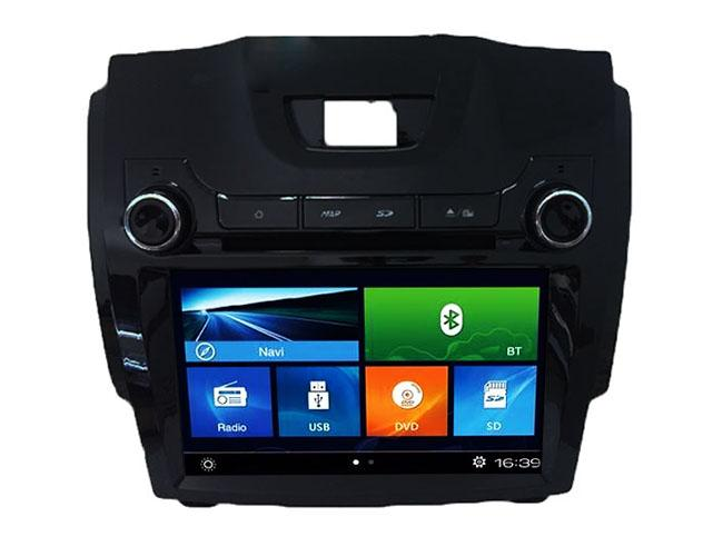 Central Multimidia  GM S10  Carros com  MyLink - Black Piano
