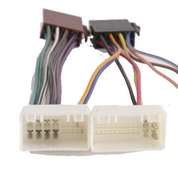 Plug Conector Chicote de ligação HB20/ Elantra 12/ Veloster