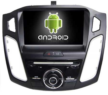 Central Multimidia Android  Ford Focus 2016 2017