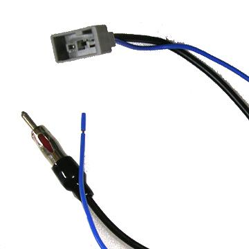 Plug Conector Adaptador de Antena  Kia