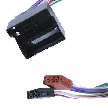 Plug Conector Chicote de ligação Quadrilock Citroen