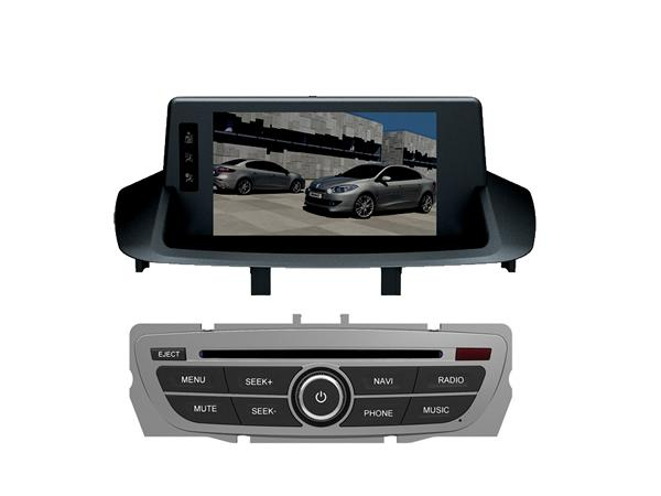 Central Multimidia Renault Fluence 2010/14 - Não serve p/ os que saem com GPS