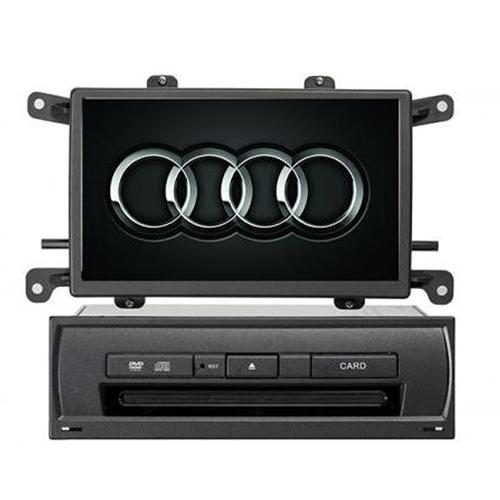 Central Multimidia Audi A4 2009/12