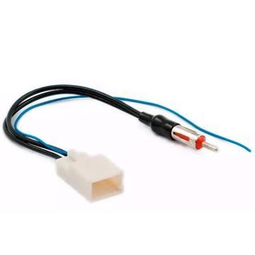 Plug adaptador de Antena Corolla Etios Hilux 2005 a 2018