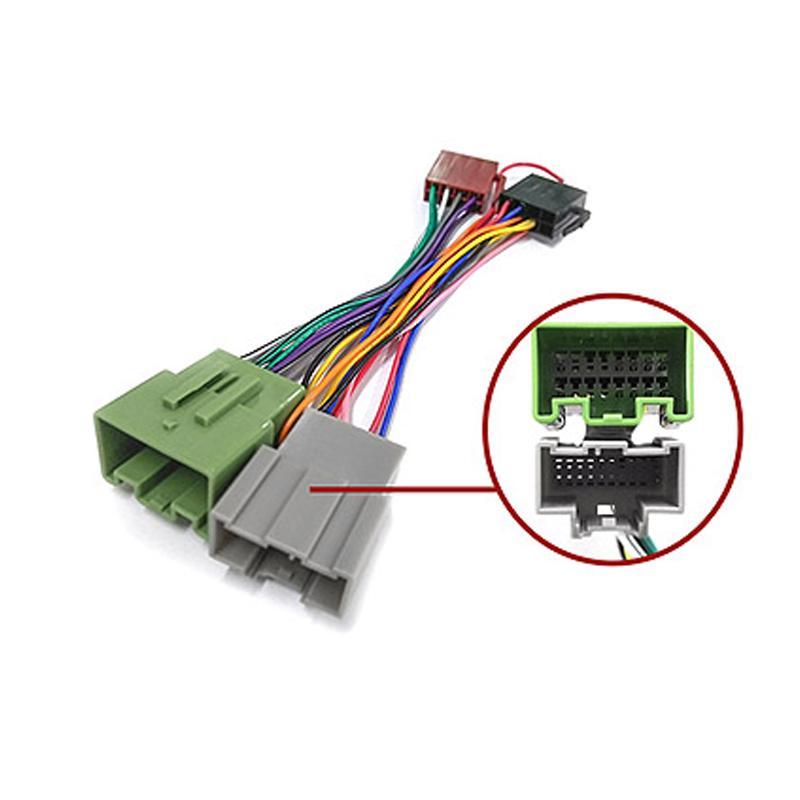 Plug Chicote Conector De Som Gm  Novo 2018 2019 Onix Cobalt