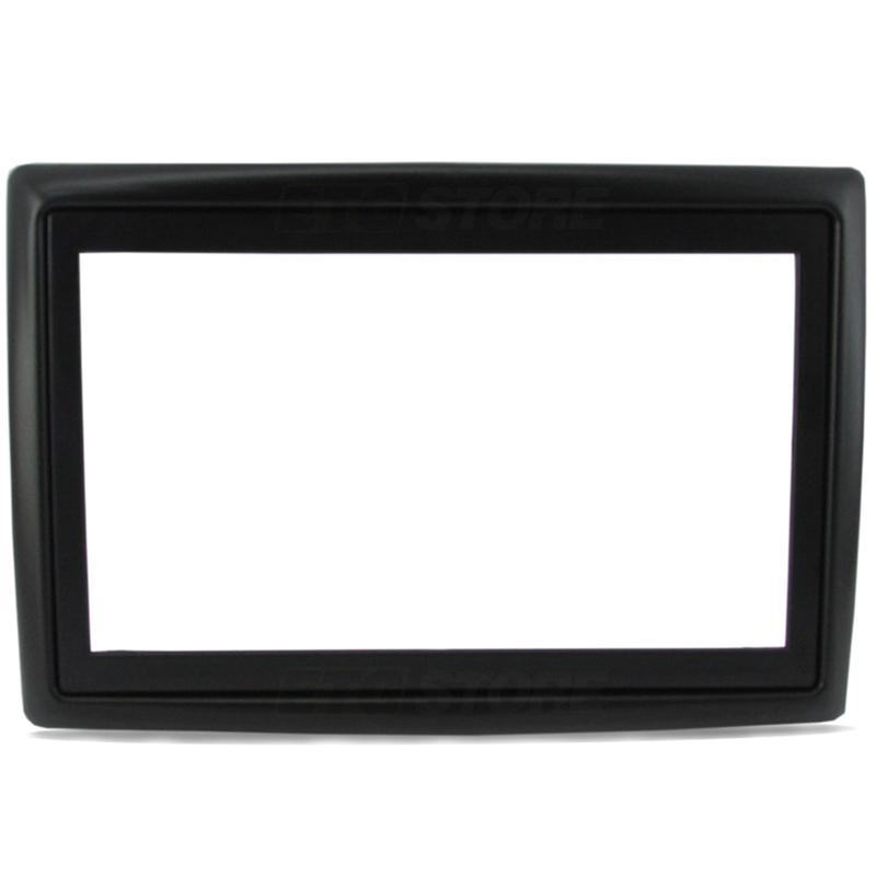 Moldura para DVD Renault Megane 2DIN Black Piano