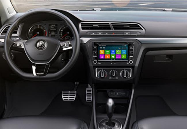 Central Multimidia Gol, Saveiro, Voyage G7 Audio System